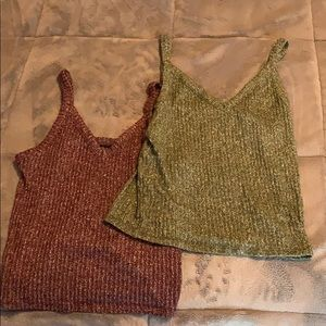 American Eagle Outfitters Tank Tops